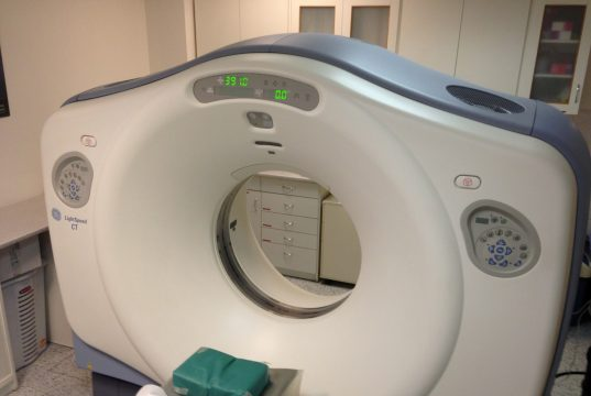 tomograf kompuetrowy